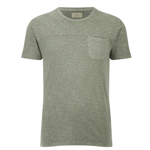 Selected Homme Men's Marius T-Shirt - Sea Spray