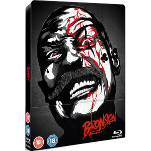 Bronson - Zavvi UK Exclusive Limited Edition Steelbook