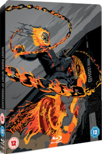 Ghost Rider: Spirit of Vengeance - Steelbook Exclusivo de Edición Limitada