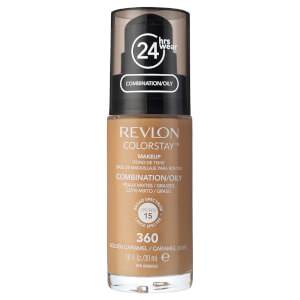 Revlon ColorStay Foundation for Combination/Oily Skin 30ml (Various Shades)