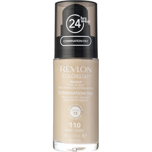 Revlon Colorstay Make-Up Foundation for Oily/Combination Skin (Verschiedene Farbtöne)