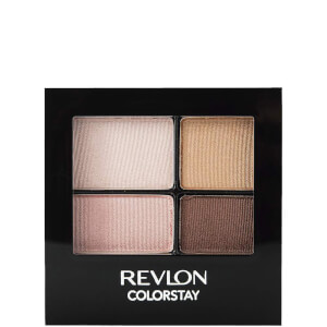Paleta Revlon Colorstay™ 16 Hour Eyeshadow Quad - Decadent