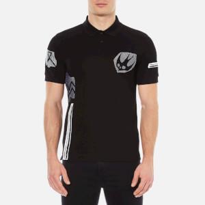 McQ Alexander McQueen Men's Clean Polo Shirt - Darkest Black