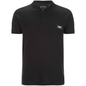 Brave Soul Men's Babylon Polo Shirt - Black