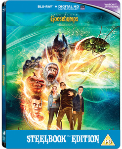 Goosebumps Steelbook
