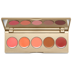 Caja de pinturas Stila Sunset Serenade convertible Colour para labios y mejillas