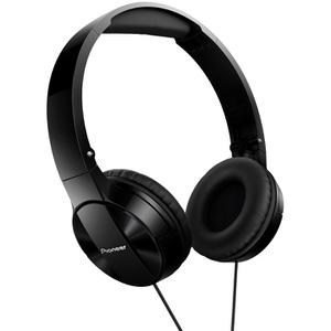 Pioneer SE-MJ503 Foldable DJ Style Headphones - Black