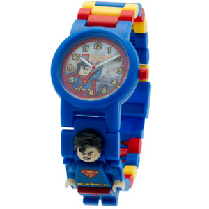 LEGO DC Comics Super Heroes Superman Watch