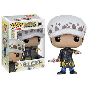 Figura Pop! Vinyl Trafalgar Law - One Piece