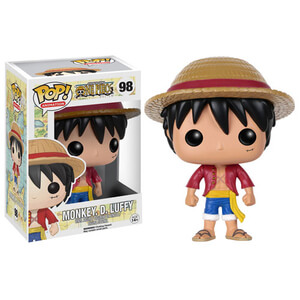 One Piece Monkey D. Luffy Figura Pop! Vinyl