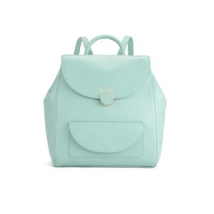 Modalu Flora Small Backpack - Aquamarine