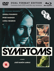 Symptoms - Dual Format (Includes DVD)