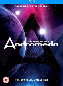 Andromeda - The Complete Collection Blu-ray