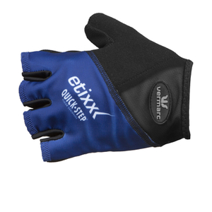 Etixx Quick-Step Mitts 2016 - Black/Blue