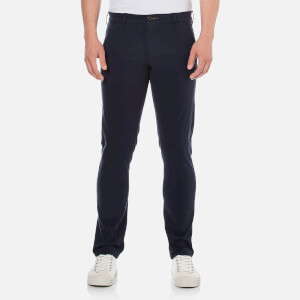 Selected Homme Men's Threeparis Stretch Chino Pants - Navy