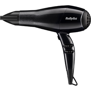 BaByliss Diamond Hair Dryer - Svart