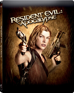 Resident Evil - Apocalypse - Zavvi Exclusive Limited Edition Steelbook (Limited to 2000) (UK EDITION)