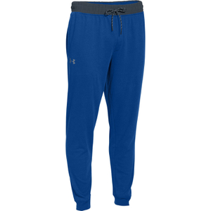 Under Armour Men's Tri-Blend Fleece Jogger Trousers - Blue