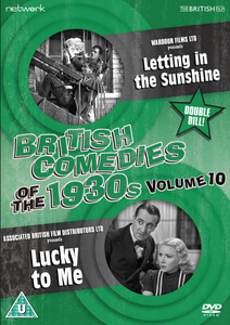 British Comedies of the 1930s Vol. 10 (Letting in the Sunshine/Lucky to Me)