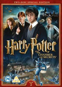Harry Potter et la Chambre des Secrets Édition 2016