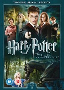 Harry Potter et l'Ordre du Phoénix Édition 2016