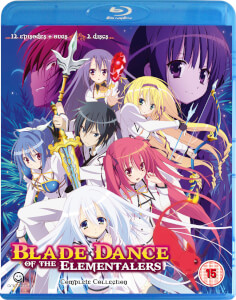 Blade Dance Of The Elementalers - Complete Season 1 Collection