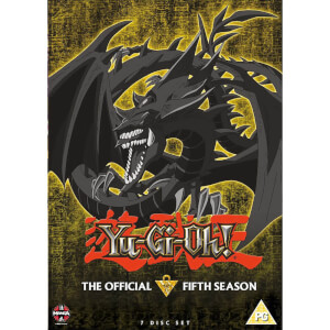Yu-Gi-Oh! - Season 5 The Official Fifth Season (Episodes 190-236)