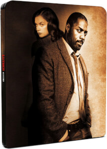 Luther: Staffel 1 - Zavvi exklusives Limited Edition Steelbook (limitiert auf 2000)