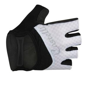 Castelli Women's Arenberg Gel Gloves - White/Black