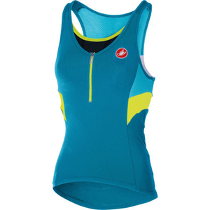 Castelli Women's Regina Top - Blue