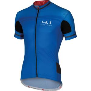 Castelli Free AR 4.1 Short Sleeve Jersey - Blue