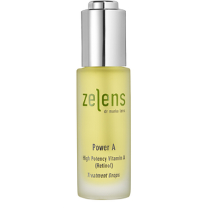 Gotas de Tratamento Power A da Zelens (30 ml)