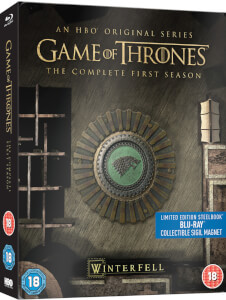 Game Of Thrones - Complete First Season Limited Edition Steelbook (UK EDITION)