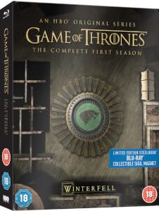 Game of Thrones - Seizoen 1 - Limited Edition Steelbook