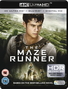 The Maze Runner - 4K Ultra HD