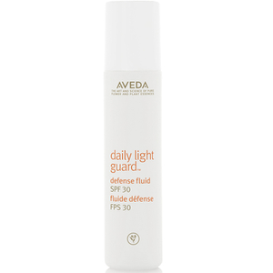 Aveda Daily Light Guard Defense Fluid for Skin SPF 30 -aurinkosuojaemulsio, 30ml