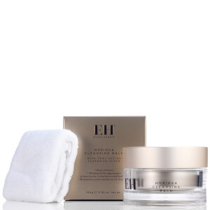 Emma Hardie Moringa Cleansing Balm with Professional Cleansing Cloth 100 ml