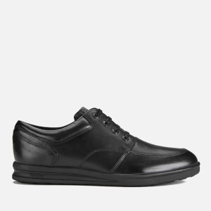 Kickers Mens Troiko Lace Up Shoes - Black