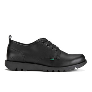 Kickers Men's Kick Losuma Lace Up Shoes - Black