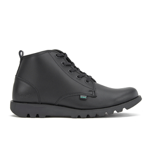 Kickers Men's Kick Hisuma Lace Up Boots - Black