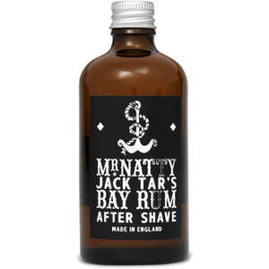 Mr Natty Jack Tar Bay Rum Aftershave 100 ml