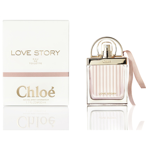 Eau de Toilette Love Story Chloé (50 ml)