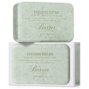 Barra exfoliante de cuerpo de Baxter of California