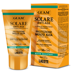 Guam Microcellulaire Anti-Age Sunscreen SPF50 50ml