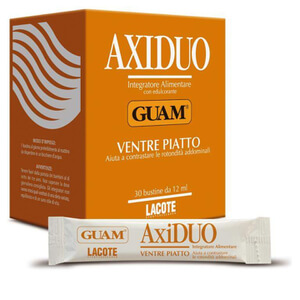 Guam Axiduo Flat Tummy Dietary Supplement Sachet 12ml x 30