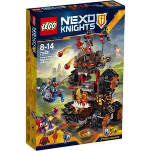 LEGO Nexo Knights: Generaal Magmars belegeringsmachine (70321)