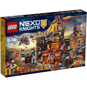 LEGO Nexo Knights: Jestros Vulkanfestung (70323)
