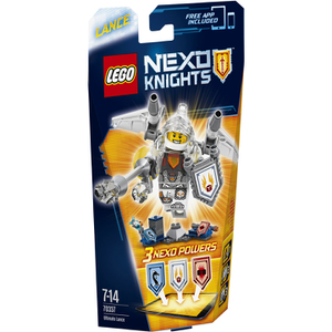 LEGO Nexo Knights: Ultimate Lance (70337)