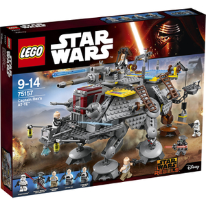 LEGO Star Wars: Captain Rex's AT-TE (75157)