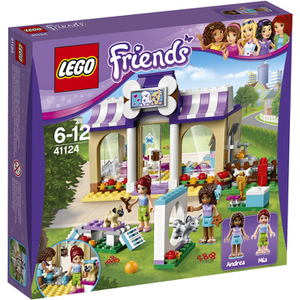 LEGO Friends: La garderie pour chiots de Heartlake City (41124)